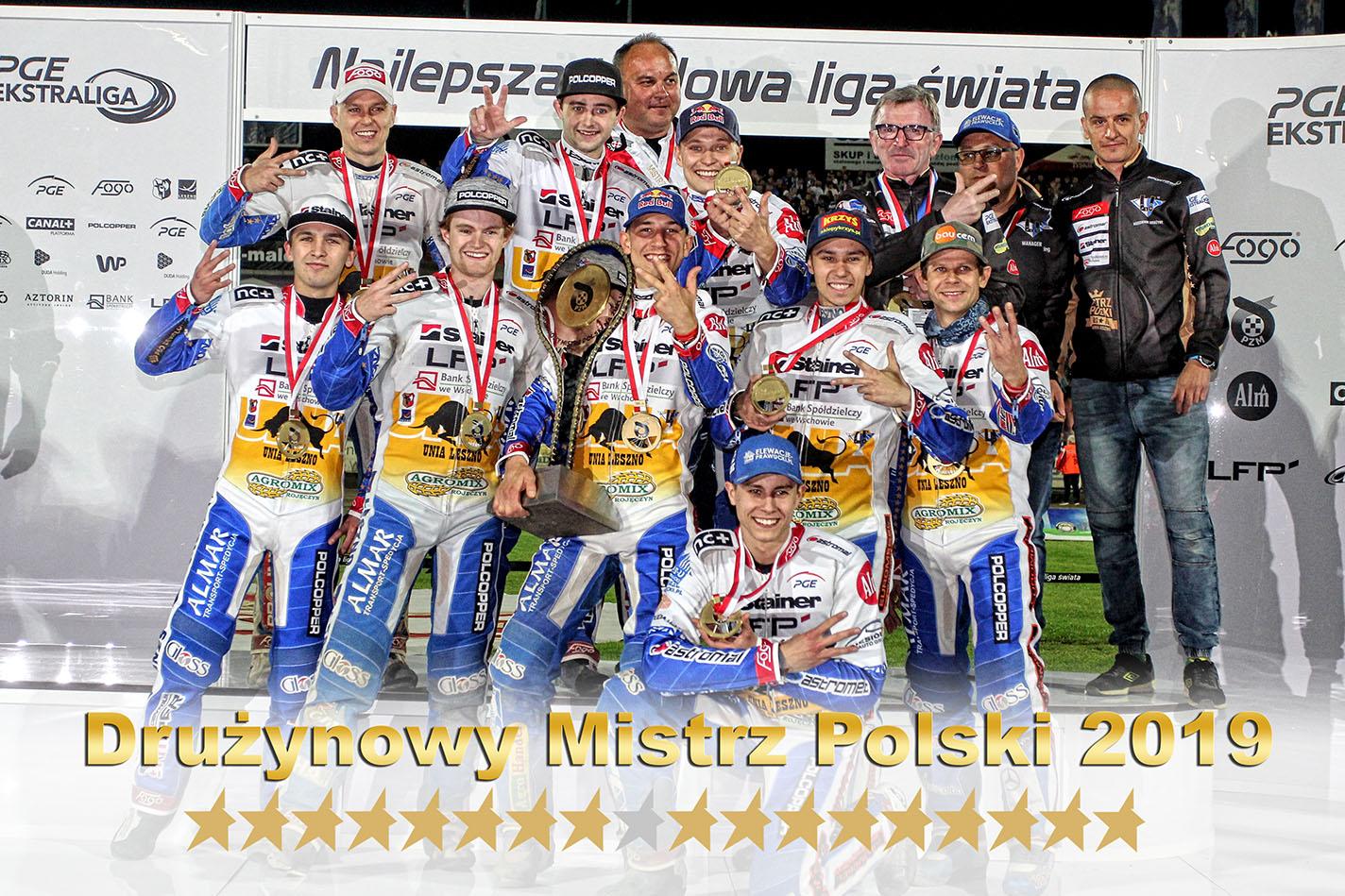 PGE Ekstraliga, Finał: Leszno – Wrocław 59:31